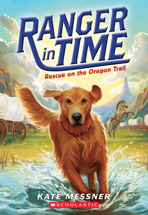 Ranger in Time Book Cover